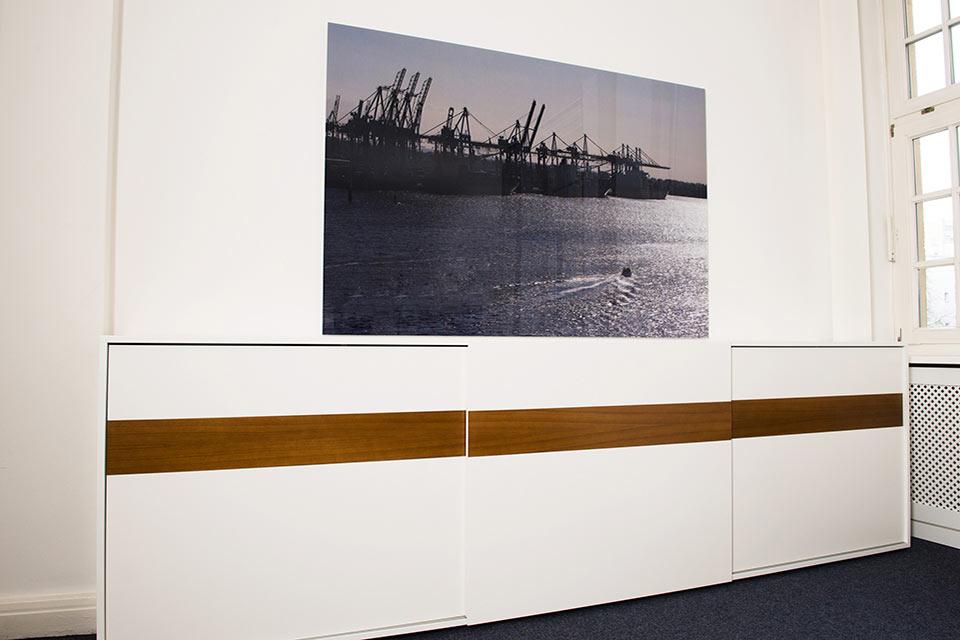 Büromöbel nach Maß - Tischlerei Seehafer Hamburg