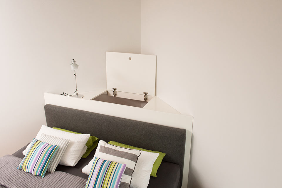 Individuelle Schlafzimmereinrichtungen - Seehafer Tischlerei