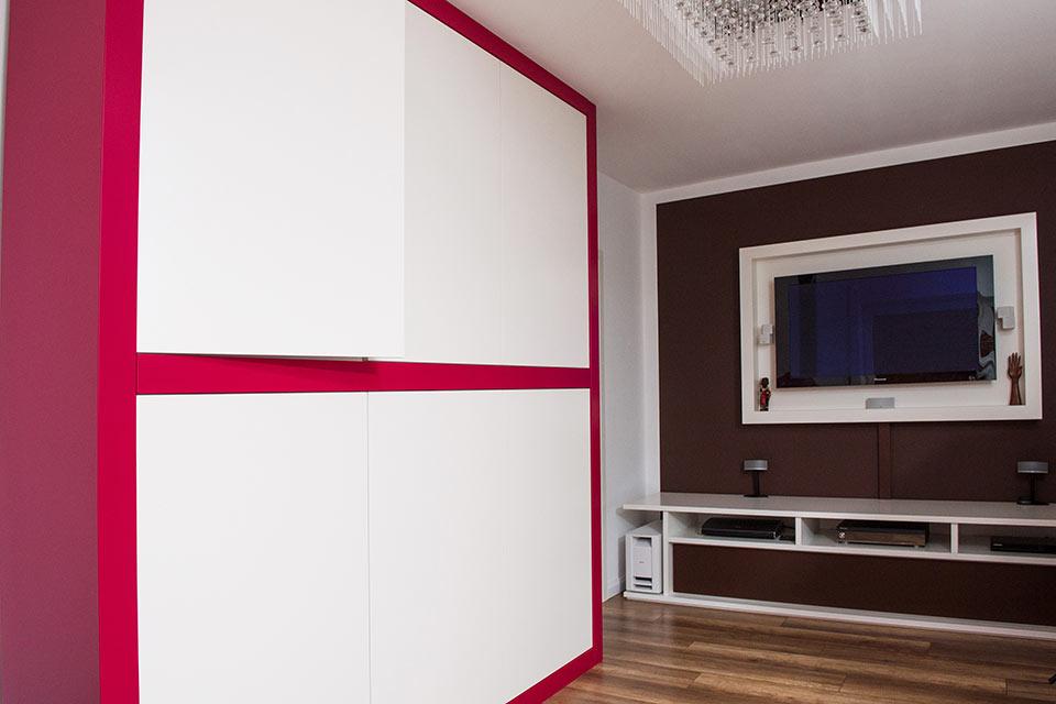 Wohnzimmermöbel nach Maß - Tischlerei Seehafer Hamburg